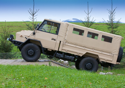 LTV M 4x4 Light Tactical Vehicle Military