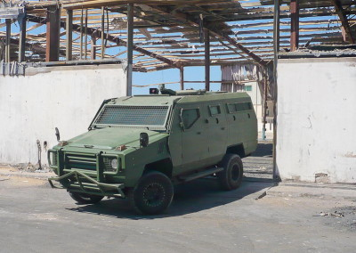 MMV Multi Mission Vehicle 4 x 4